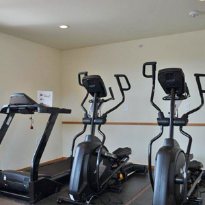 Telluride Lodge amenities Fitness Center